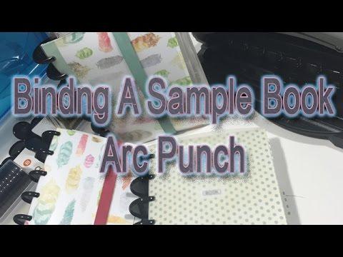 Arc System Sample Book
