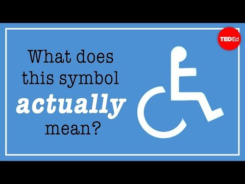 What does this symbol actually mean? - Adrian Treharne
