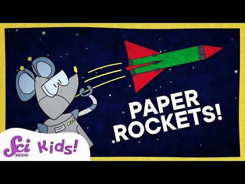 Let's Build Paper Rockets