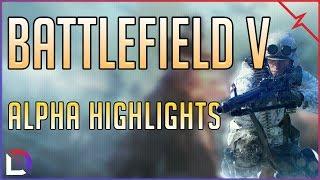Battlefield 5 - Alpha Highlights - New Multiplayer! | DrLupo