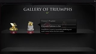 Assured Victory Shout Taunt Preview Dota 2
