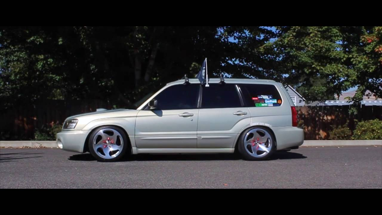 Uriel S Bagged Forester Xt