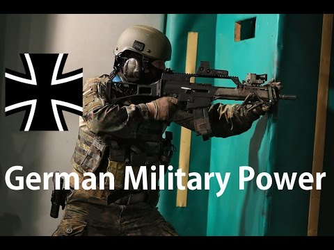 German Military Power 2016 YouTube