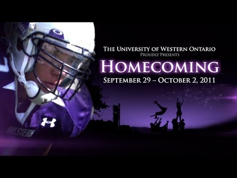 Western Homecoming 2011: WE ARE READY!