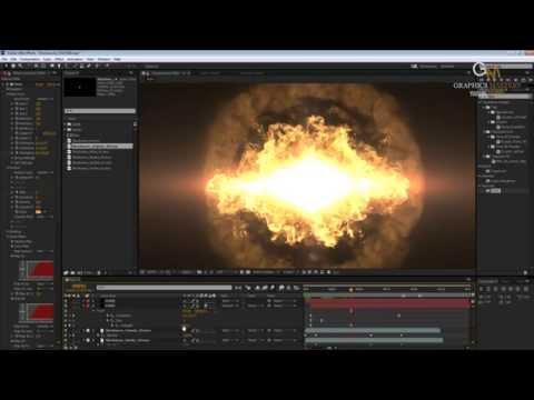 Shockwave Intro Tutorial - Energy Burst [Advanced]