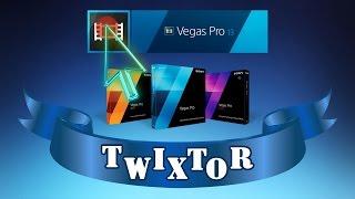 Как установить Twixtor для Sony Vegas 13