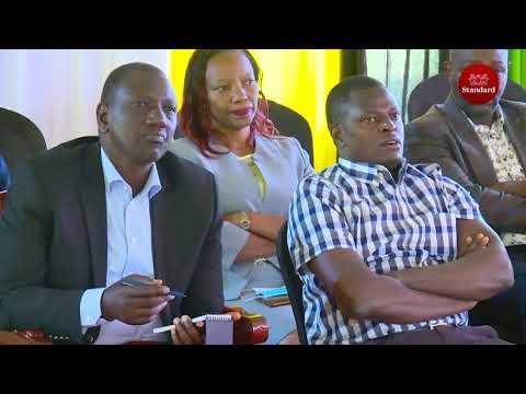 Kandara MP Alice Wahome calls out Raila Odinga over mock swearing-in