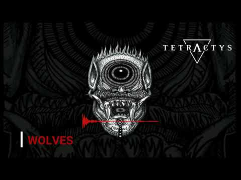 """TETRACTYS  """"WOLVES"""" (from album """"Tribal"""") SR-0251"""