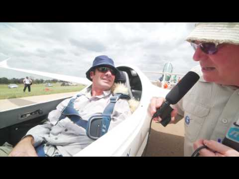7th FAI SGP Final - Race 1 - Grid interviews