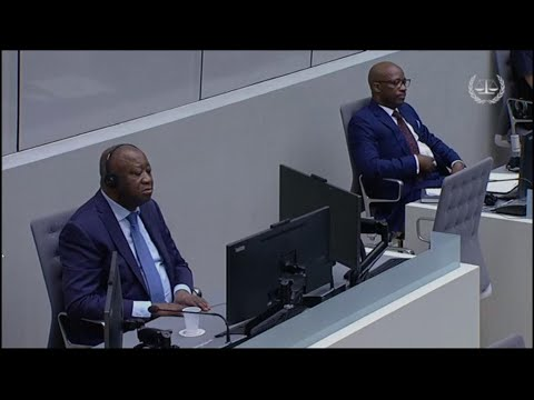 ICC hears Ivory Coast's Laurent Gbagbo's dismissal plea