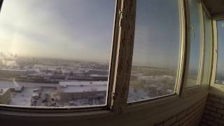 Обзор 3х комнатной квартиры в ЖД