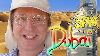 Dubai - Arabischer SPA im Madinat Jumeirah Beach Burj Al Arab - Reise Film Doku