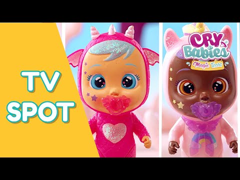 Cry Babies Magic Tears Paci House Fantasy Tv Commercial Spot English Version Youtube
