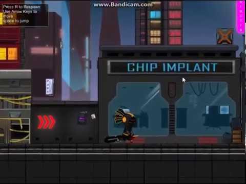 Cyberpunk Platformer Tileset - 2D Game Level Set