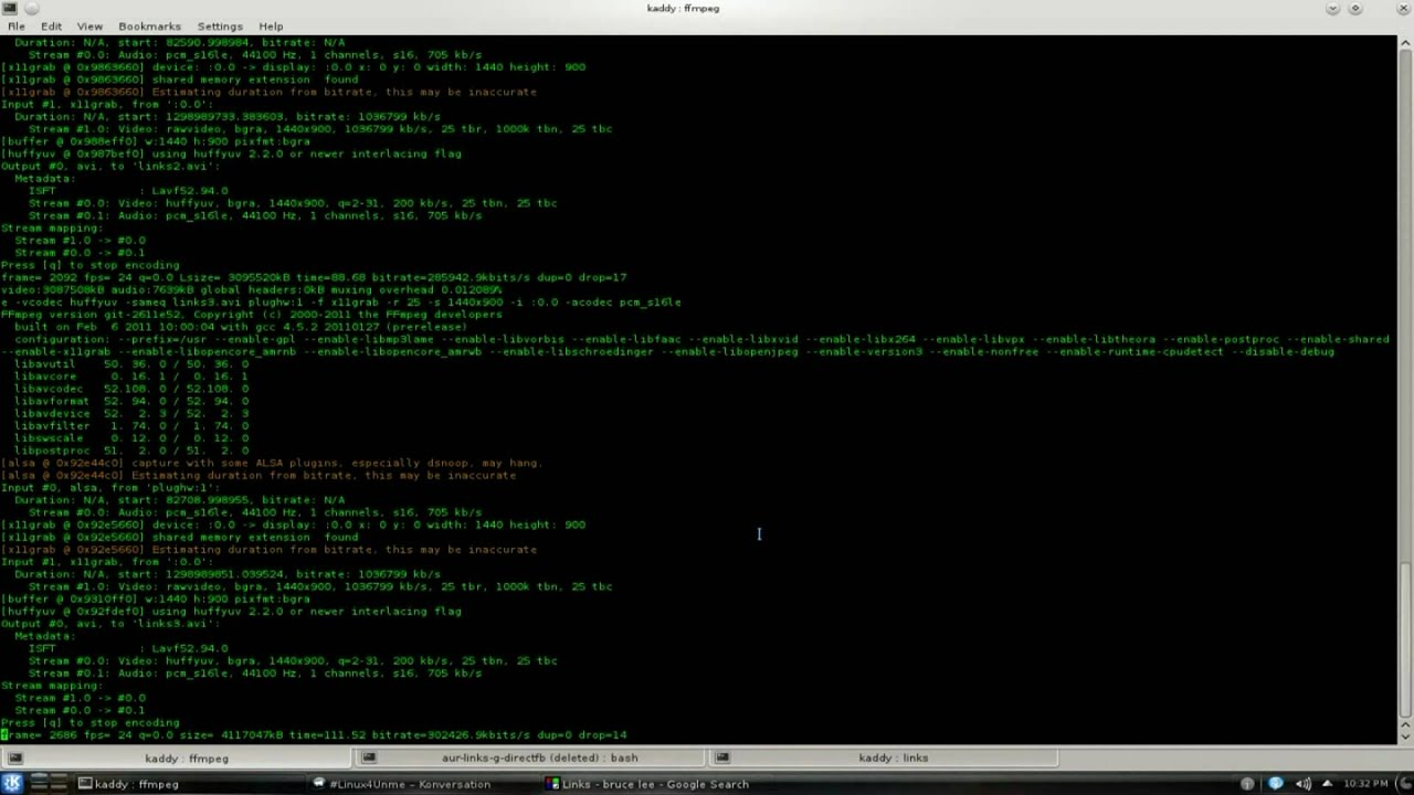 Links Cli Web Browser with graphic support