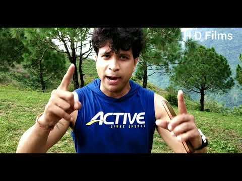 New Latest Kumaoni Song 2018 # पहाड़ी वीडियो की लाइव शूटिंग # Almore Ki Baan #Sanju Silodi Ruchika-HD