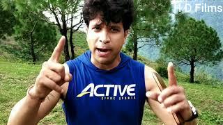 पहाड़ी गीत अल्मोड़े बान भावना की शूटिंग | Sanju silodi Ruchika Hari devtalla# New latest kumauni Song|