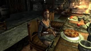 Skyrim: жена никак не реагирует на измену мужа