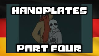 Handplates Part 4 (Undertale Comic Dub) [German Dub]