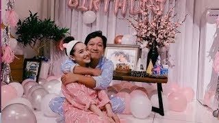 Ghen tị trước món quà sinh nhật Nhã Phương tặng Trường Giang