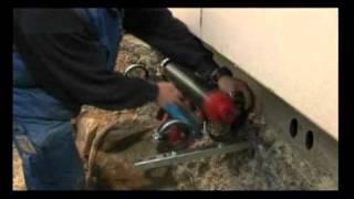 видео Монтаж тепловых отопительных насосов