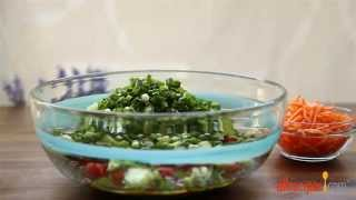 Salad Recipes   How To Make Quinoa Tabbouleh