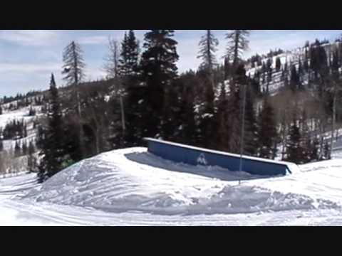 Powder Mountain Park Edit