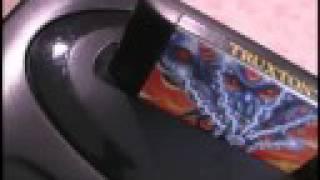 Sega Mega Drive 2 Video Game with Console 16 Bit Retro Handheld Game