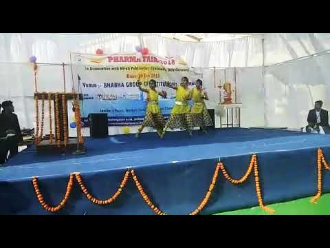 Semi classical dance