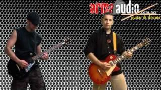 bon jovi run away guitar cover by: Rocket
