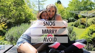 SNOG MARRY AVOID...LOVE ISLAND SPECIAL