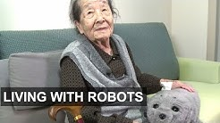The soft side of robots: elderly care