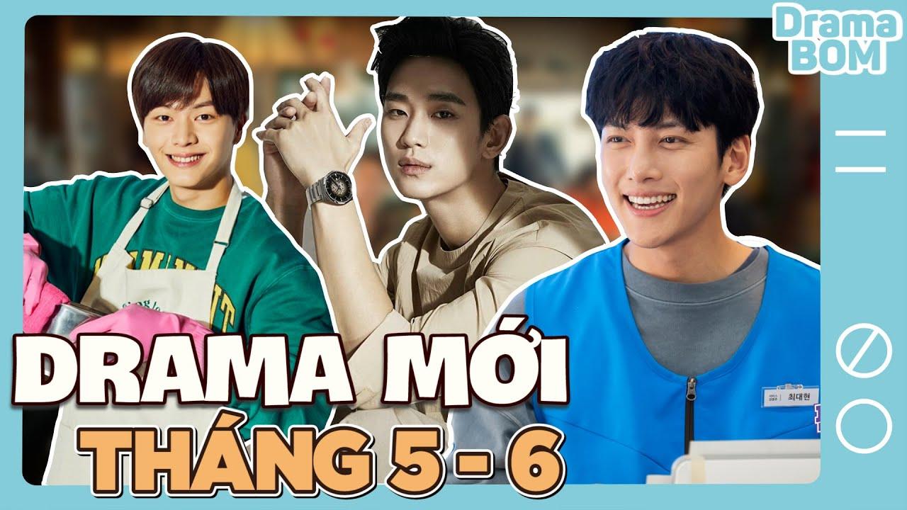 PHIM MỚI THÁNG 5 - 6: Dàn trai không đẹp không ăn tiền đổ bộ màn ảnh Hàn