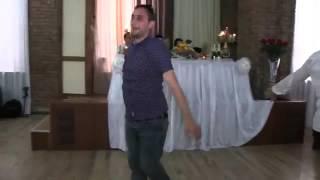 Бешеная лезгинка на свадьбе