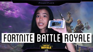 #CaseyPlays: Playing Fortnite For The First Time?! (Philippines) | Casey Robles