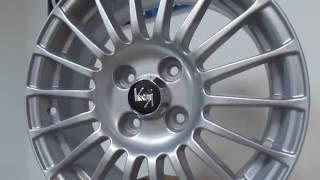 Диски КиК Калина Спорт R15(Выполненный заказ Литые диски R15 КиК Калина-Спорт (КС451) Цена - 3130 руб.