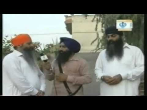 Sons of Sant Baba Jarnail Singh ji Khalsa Bhindranwale (short interview)