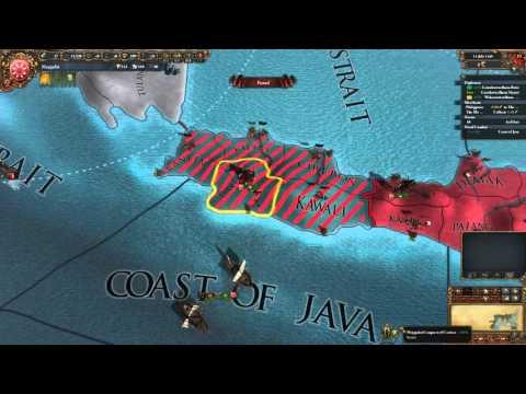 EU4 - Majapahit - 01 - Subjection Of Sunda