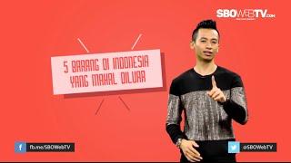 5 BARANG MURAH DI INDONESIA YANG MAHAL DI LUAR NEGERI