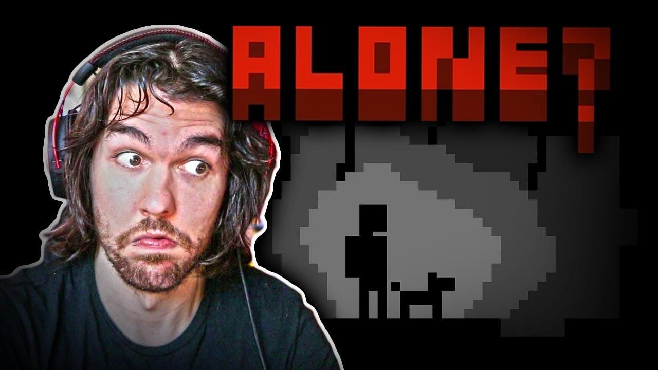 ¿Alone? | ¿El videojuego HECHO en una TARDE?