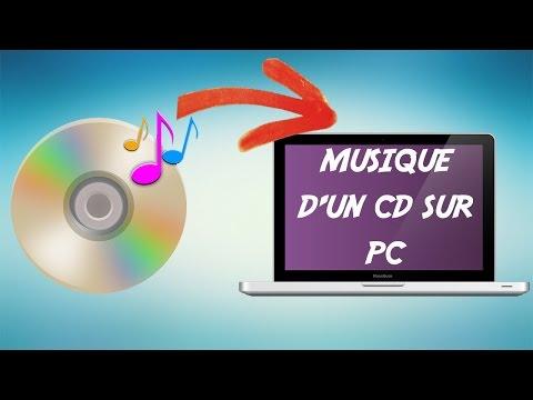 Comment Extraire des musiques d'un CD sur votre ordinateur - Débutant