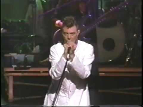 David Bowie 'Fame' L.A. 1997.