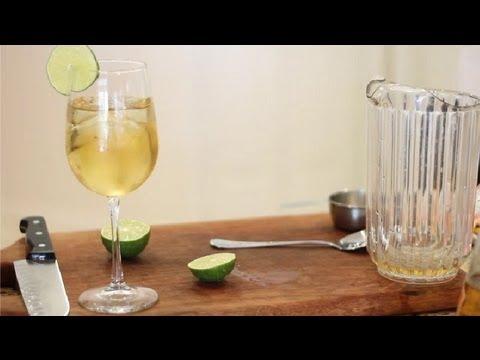 How to make virgin martini