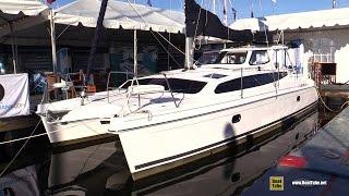 2015 Gemini Legacy 35 Catamaran - Walkaround - 2015 Annapolis Sail Boat Show