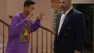 Fresh Prince of Bel Air The Banks' Find out they've been robbed!