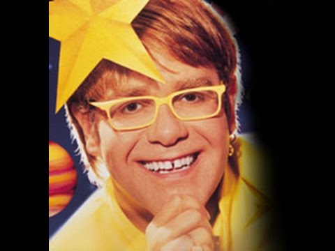 Elton John - No Valentines (1996) With Lyrics!