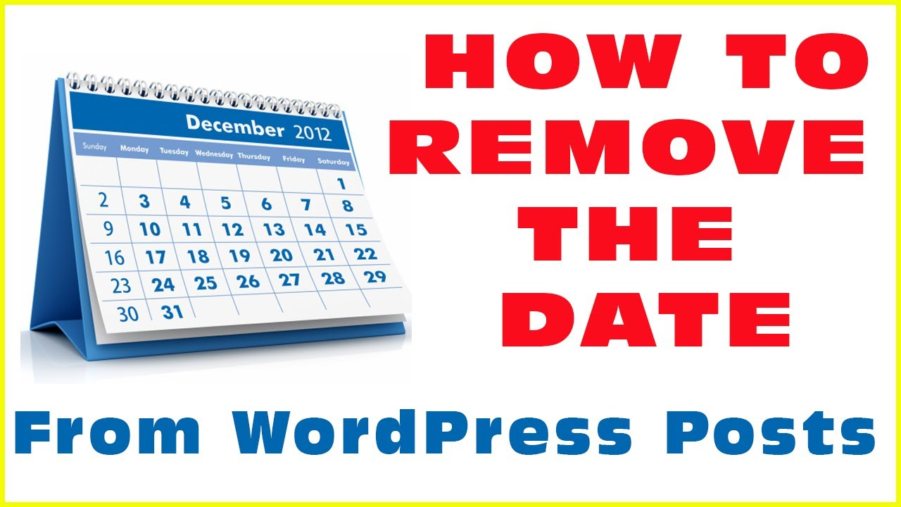 Remove date from photo online