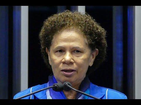 Regina Sousa manifesta preocupação com aumento de casos de feminicídio