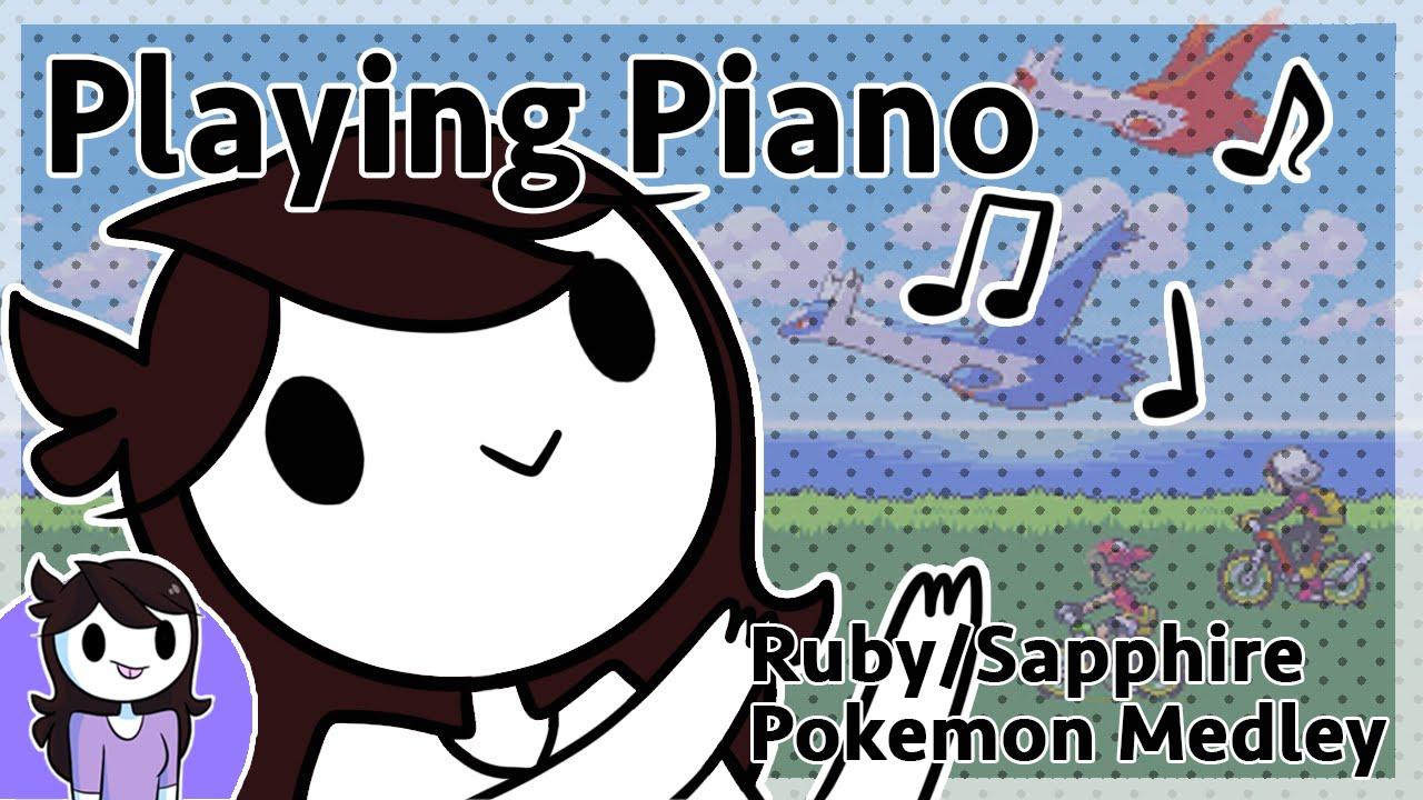 Pokemon Ruby Sapphire Medley Piano Youtube