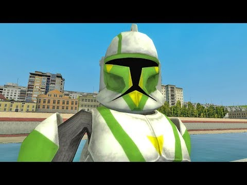 THE ULTIMATE CLONE WARS!! ⭐ Garry's Mod Star Wars Livestream ⭐